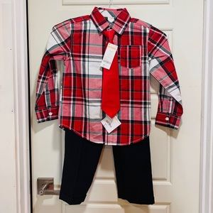 GYMBOREE Boys Suit 5-6